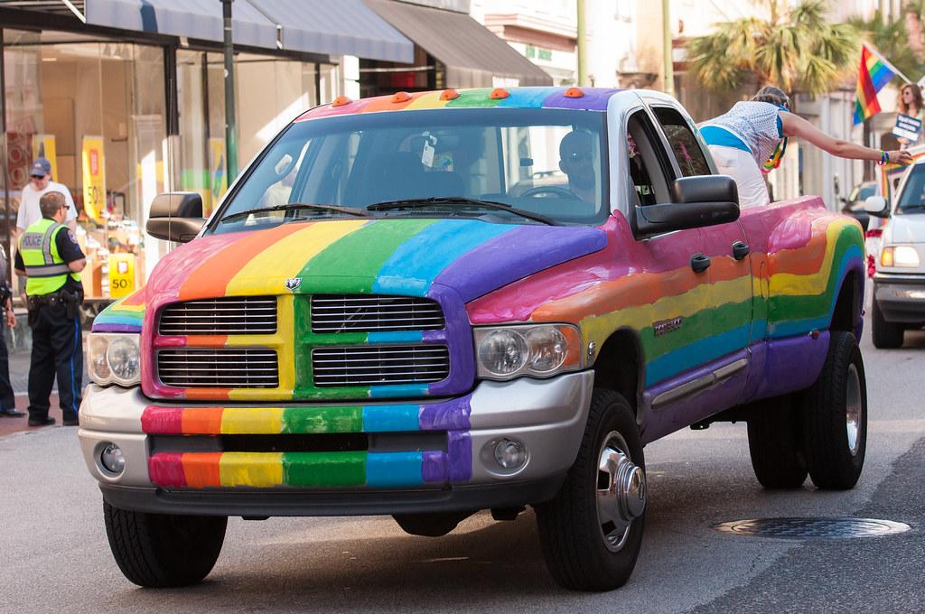 Charleston Pride Parade-20 | The Pride Parade taking place o… | Flickr