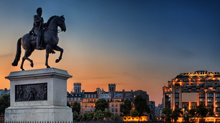 Henry IV, Pont Neuf, Paris | by Mustang Joe