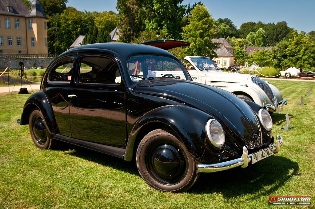 VW Type 38 Prototype | One of the oldest Beetle in the world… | Flickr