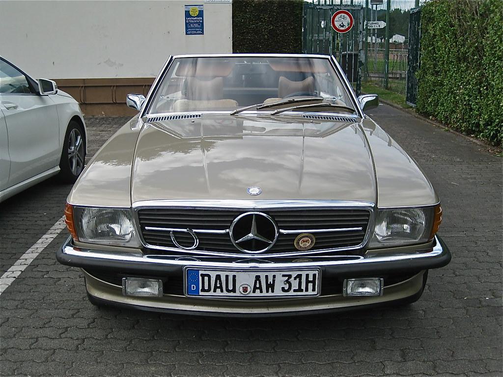 Mercedes Benz S Engine