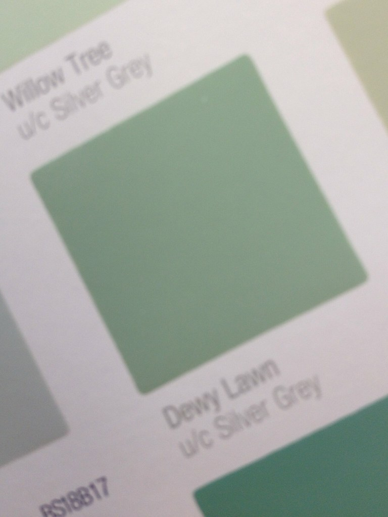 Dulux Trade Dewy Lawn | Absolutely loving this colour by ...
