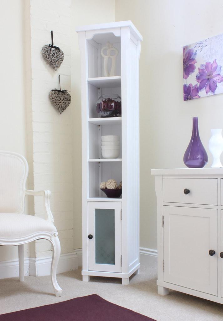 Small Corner Cabinet For Powder Room