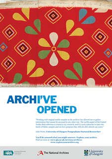 ARCHI'VE OPENED | by University of Glasgow Library
