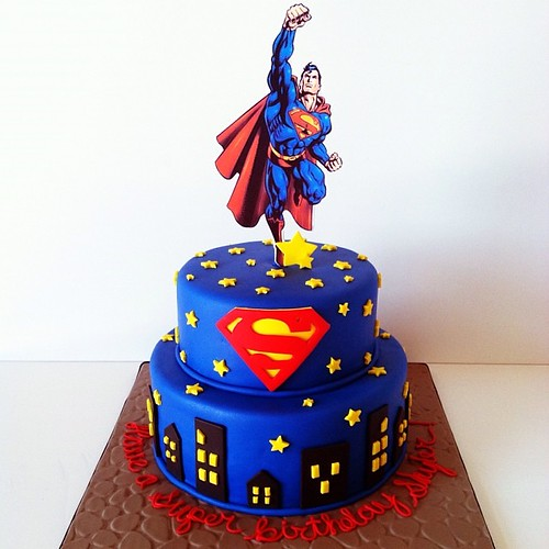 Cake Designs For 3 Years Old Boy : My first Icing Smiles cake! This cake is headed to a speci ...