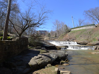 Lower Reedy Falls