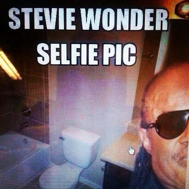 stevie wonder selfie marco ant244nio flickr