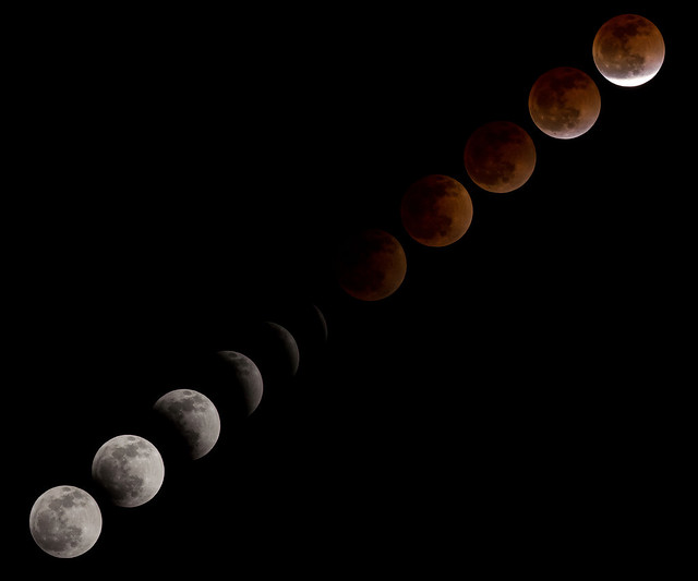 Total Lunar Eclipse, April 15, 2014 (NASA, 04/15/14 ...