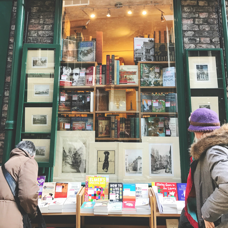 bookshops in yorkshire shopping guide to york blog vivatramp