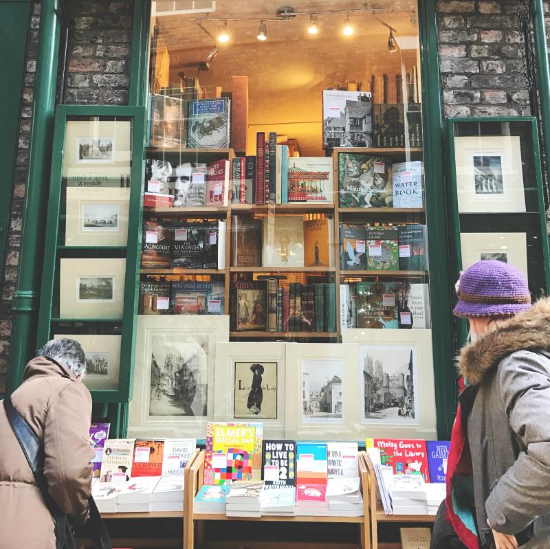 bookshops in yorkshire shopping guide to york blog vivatramp