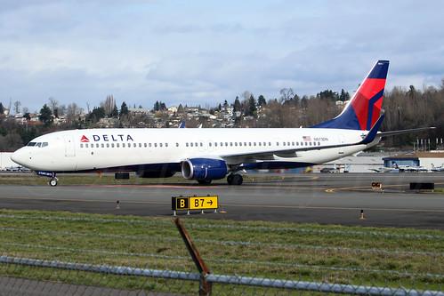 Boeing 737-932ER(WL) Delta Air Lines N873DN