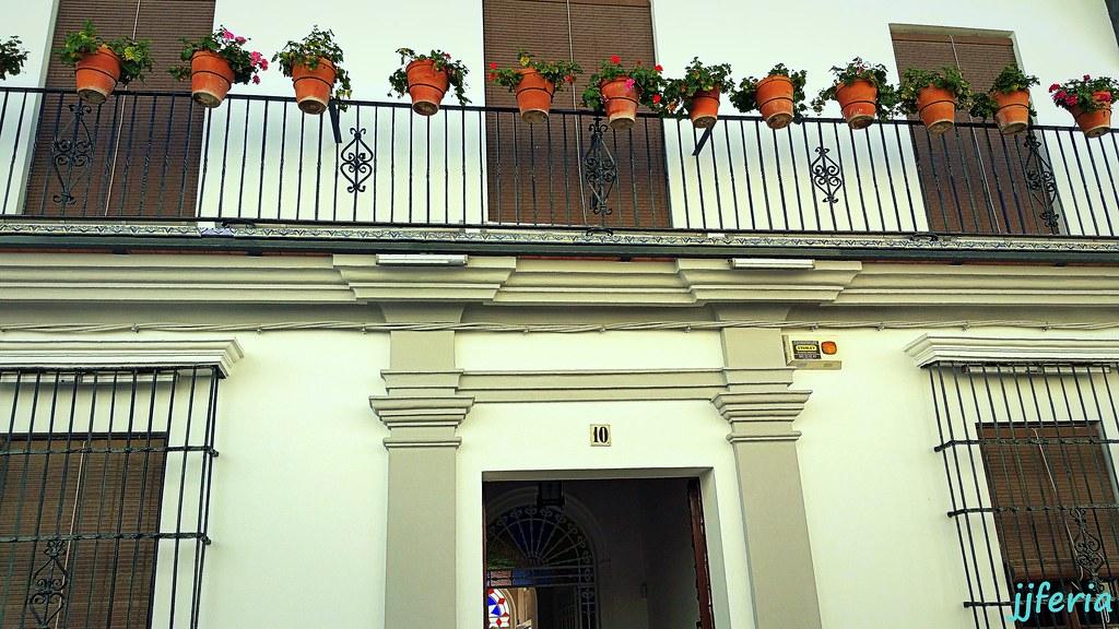 Casas de JR Jiménez en Moguer