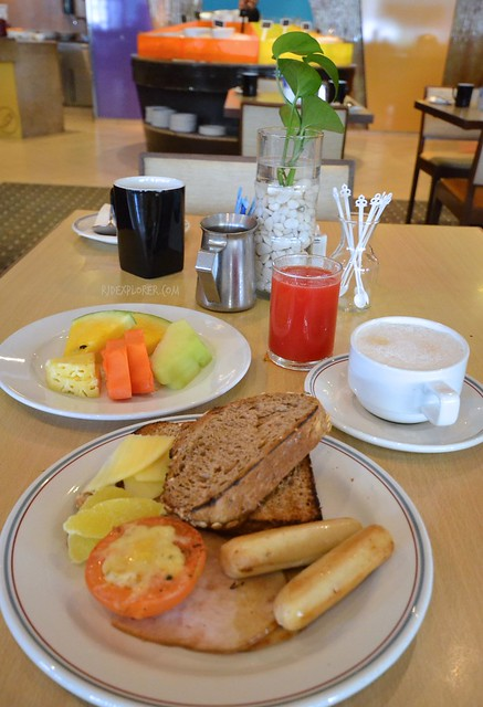 hotel jen penang breakfast