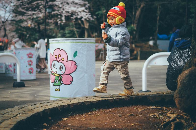 跑啊跑啊跑|上野公園
