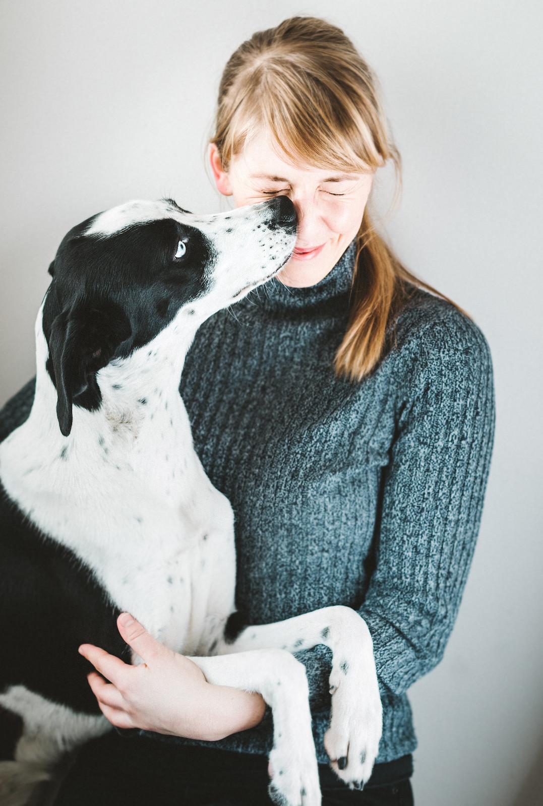Hunden Elsie & Evelinas - Evelinas Ekologiska