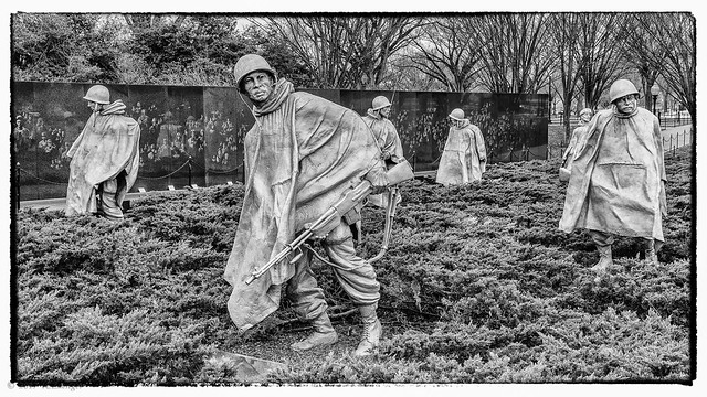 DC Korean War Memorial 02