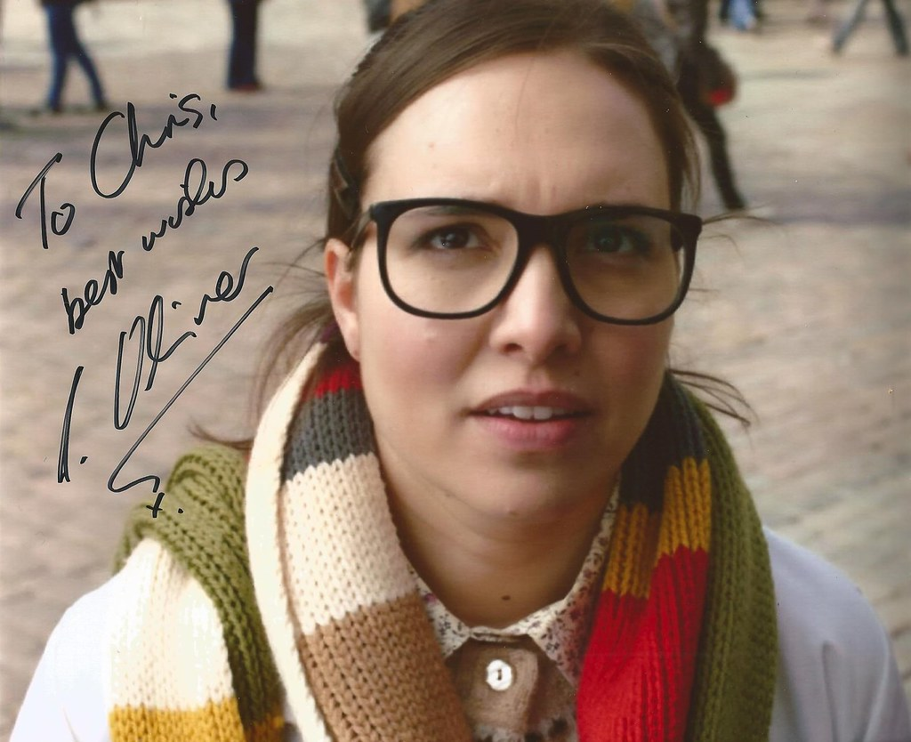 Ingrid Oliver Ingrid Oliver new photo