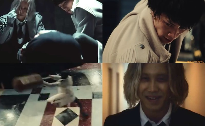 Teaser for TOKYO GHOUL Live Action Film AMON MADO