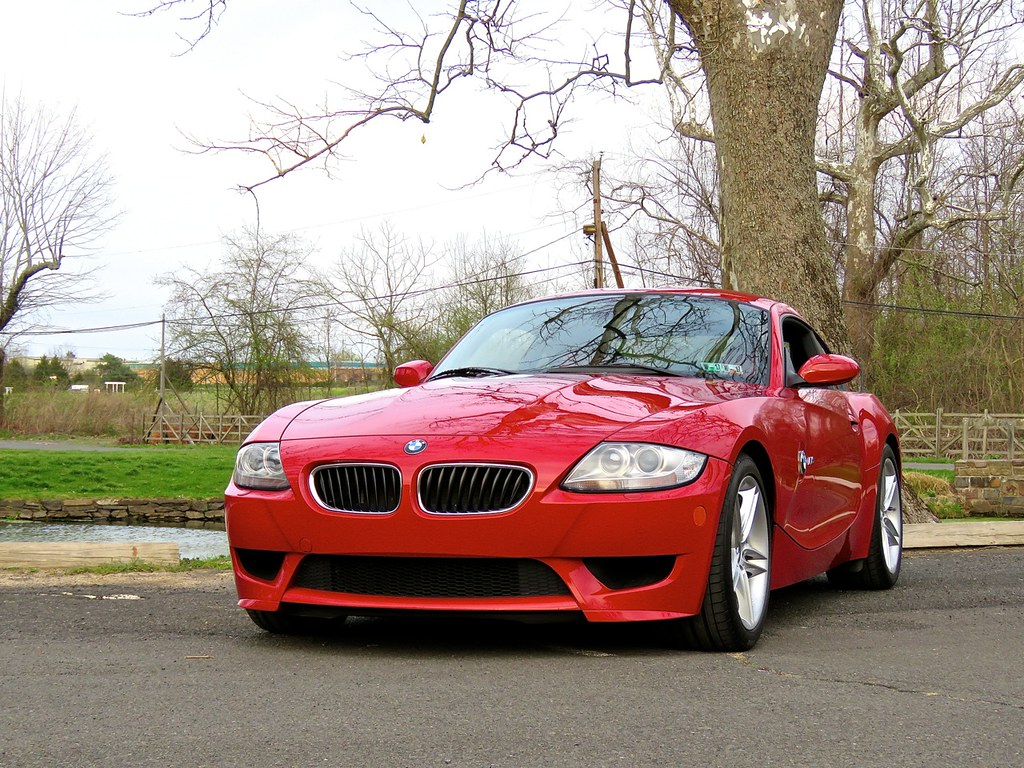 BMW Z4 M Coupe E86 1