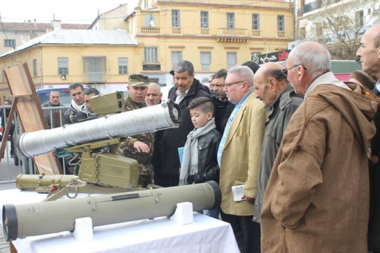 القوات البرية الجزائرية [  Missiles Anti-Chars ]   33461287494_a8ff272990_b