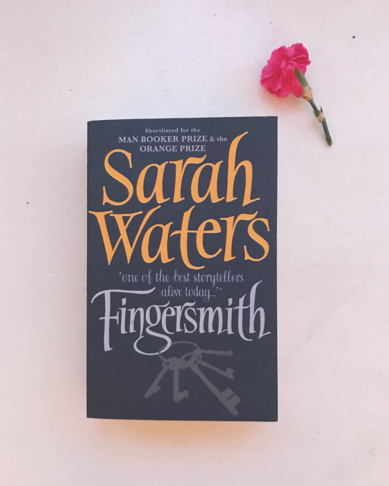 fingersmith sarah waters book blog
