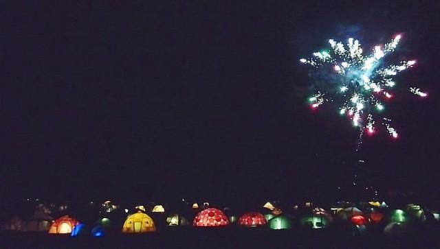 20170325 美麗的夜 #歐北露 #campinglife #2017tentparty #2017帳篷會