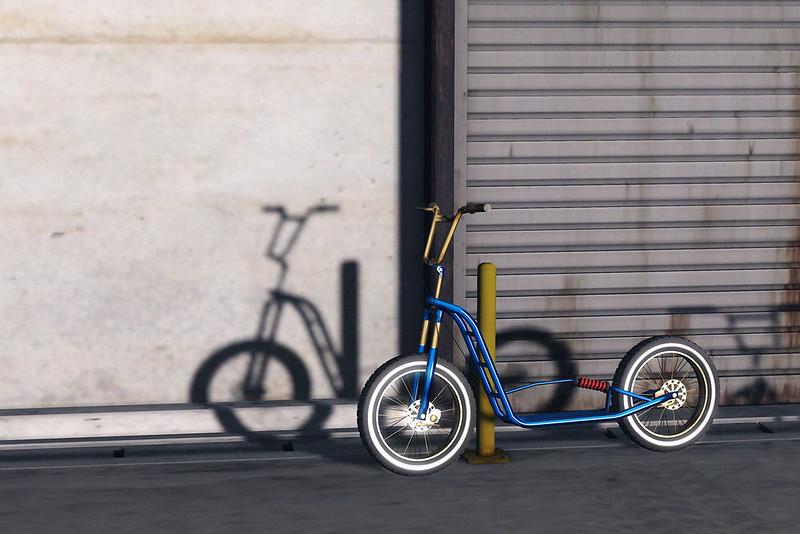 CSMxSLC LowrideScooter @ TSS