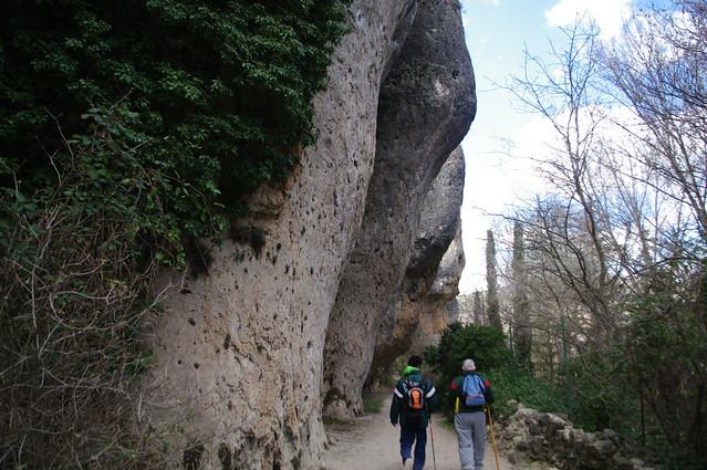 Sendedro del Cerro El Socorro - Cuenca