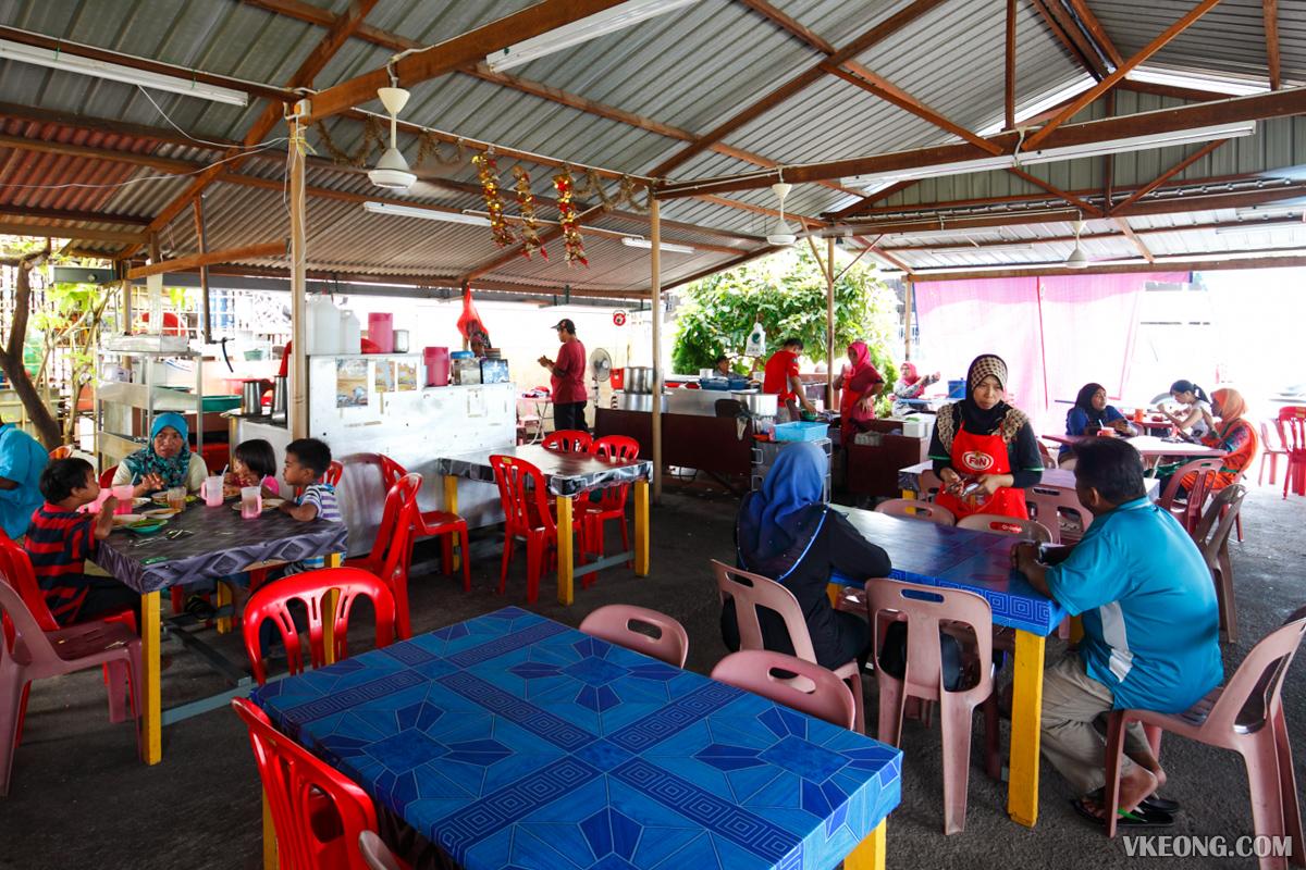 Yusman Roti Canai Stall Melaka