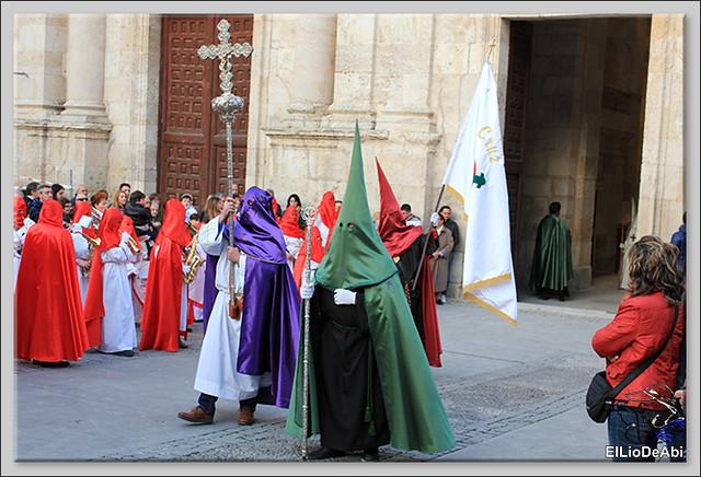Procesión del Santo Entierro en la Semana Santa de Briviesca 2017 2