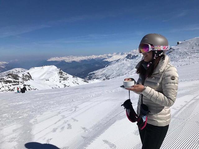 【法國Les 3 Villeges滑雪】一個說走就走的境界