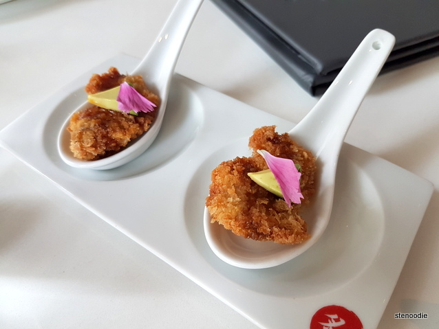 oyster croquettes