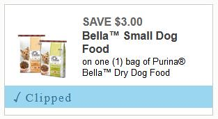 Bella Dry Dog Food