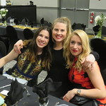 Julia Niemczewska, Rachel Windhorst, Morgan Kolasa