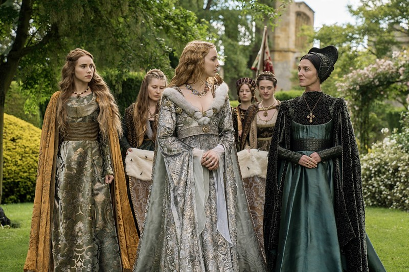 The White Princess filming locations