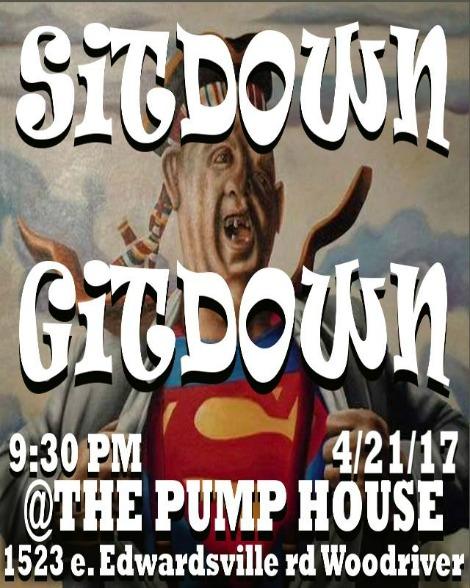 SitDown GitDown 4-21-17