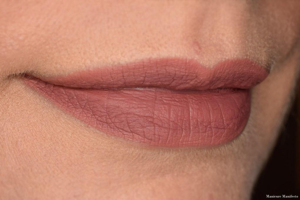 Kat Von D Everlasting Liquid Lipstick swatch