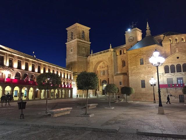 Plaza Mayor de Villanueva de los Infantes (Ciudad Real) Uno de los pueblos más bonitos de Castilla-La Mancha
