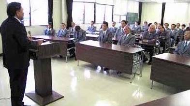 各種会議と社内教育システム