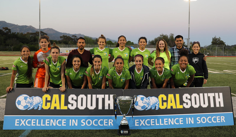 Adult State Cup