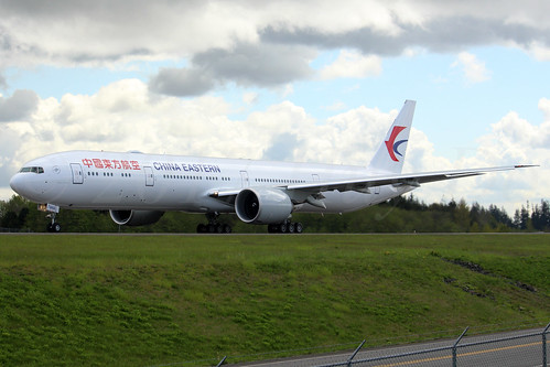 Boeing 777-39P(ER) China Eastern Airlines B-7868 LN1487