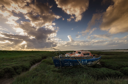 Run Aground | by Scott Baldock