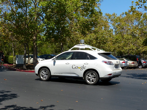 Google Self-Driving Car | by romanboed