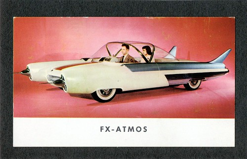 1954 Ford FX-Atmos Concept Car | by aldenjewell