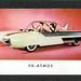 1954 Ford FX-Atmos Concept Car