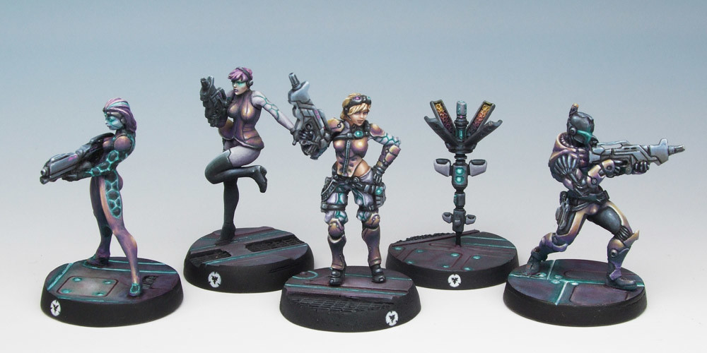 Infinity Aleph Squad So Far Infinity Aleph Squad So Far