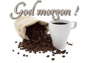 godmorgonkaffe