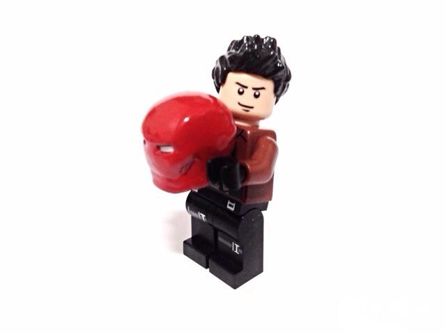 Custom Lego Figure Jason Todd 재상 류 Flickr