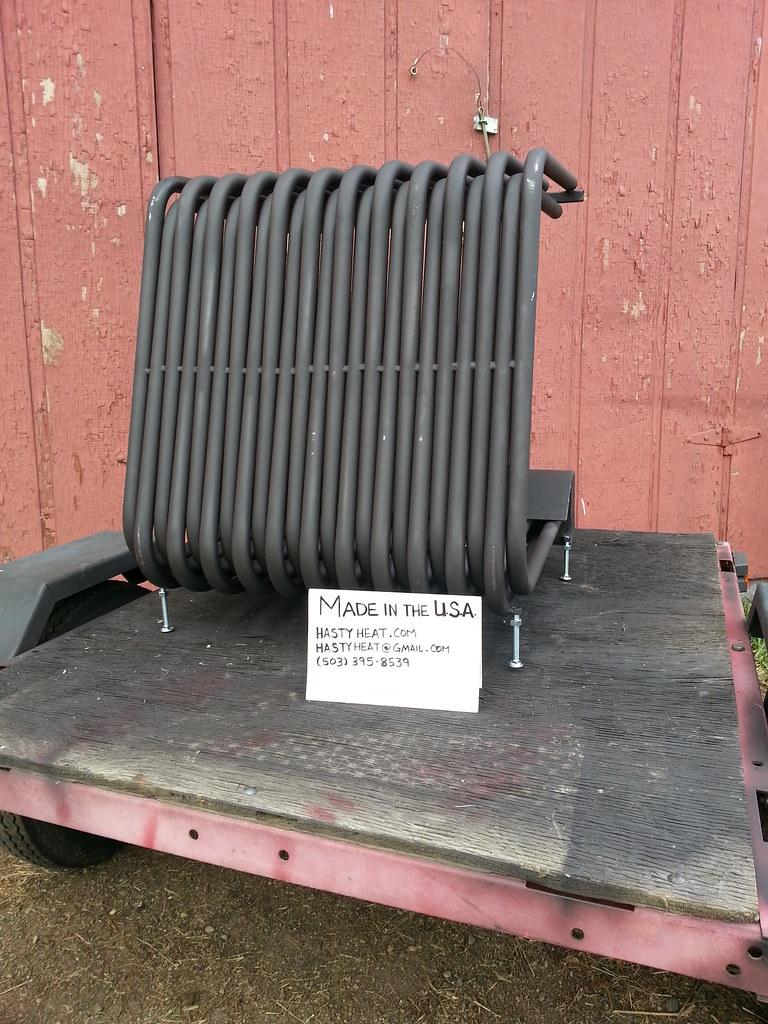 24dgr Fireback Fireplace Grate Heater Furnace Heat Exchang Flickr