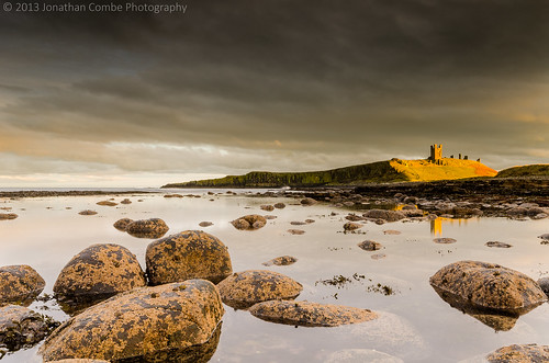 Dunstanburgh Light. | by Jonathan Combe (Thank you for 400,000 views!)