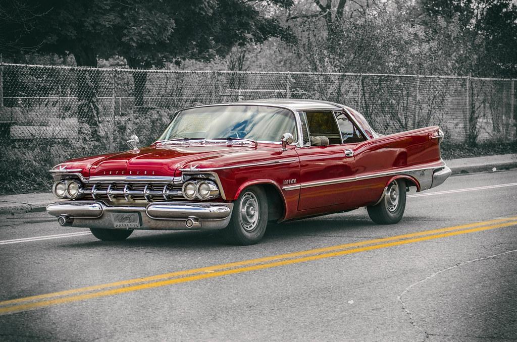Les Belles D Autrefois Chrysler Imperial 1959 Sevyl